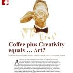 Coffee Art Big E