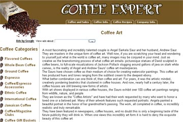 Coffee Expert Blog about Coffee Art