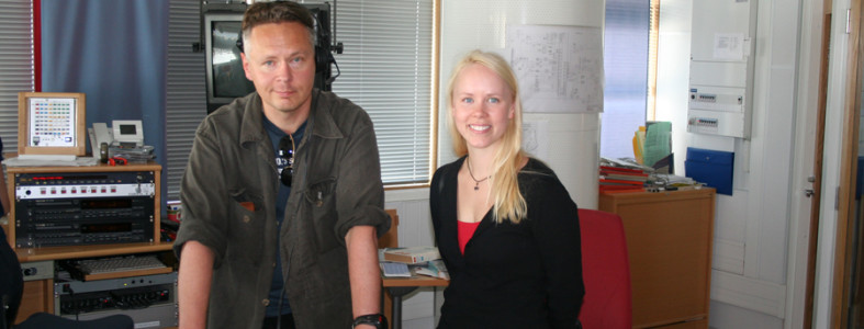 Coffee Artists™ featured on YLE Radio in Finland